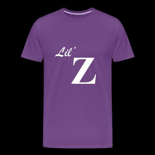 Lil Z Logo - Men's Premium T-Shirt