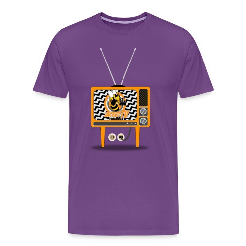 JacketTV Set - Men's Premium T-Shirt