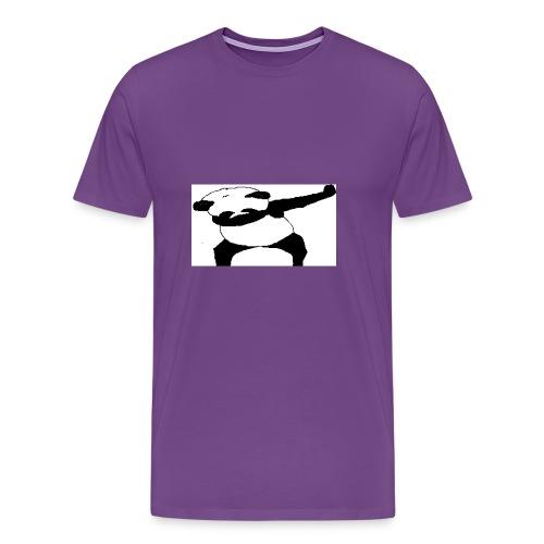 Dab Panda - Men's Premium T-Shirt