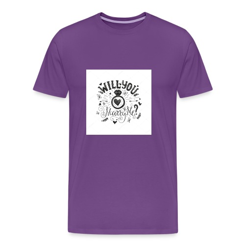 AD0F88E7 DDAD 4716 8A82 C632109FC469 - Men's Premium T-Shirt