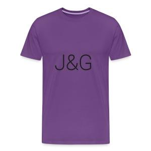THE JAMARGÈÈ ALL USE WEAR - Men's Premium T-Shirt