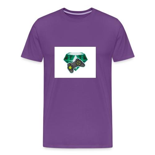 new logo merch - Men's Premium T-Shirt
