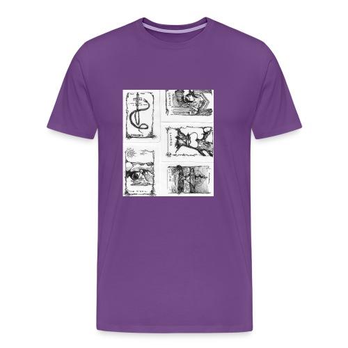 Fate tarot - Men's Premium T-Shirt