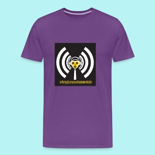 Vinyl Monkees LAB - Men's Premium T-Shirt