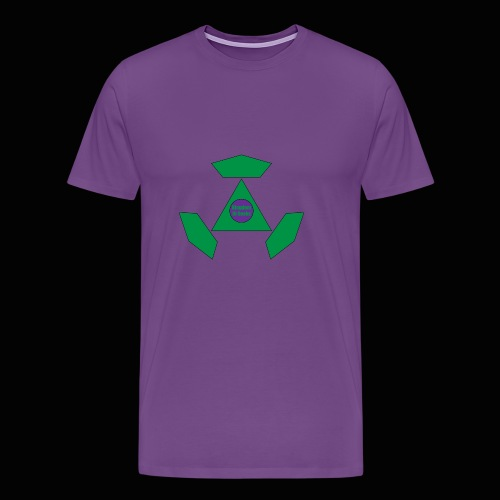 main channel logo - Men's Premium T-Shirt