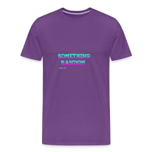 Something random - Men's Premium T-Shirt