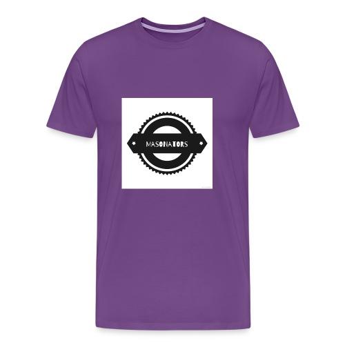 Gear logo - Men's Premium T-Shirt