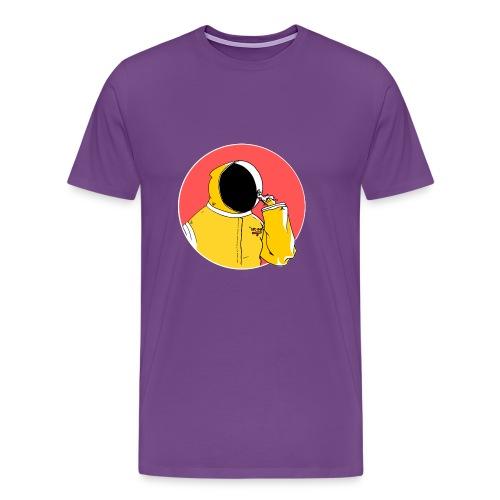 Pizza Folk - Men's Premium T-Shirt