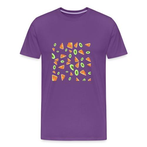The PizzaCados - Men's Premium T-Shirt