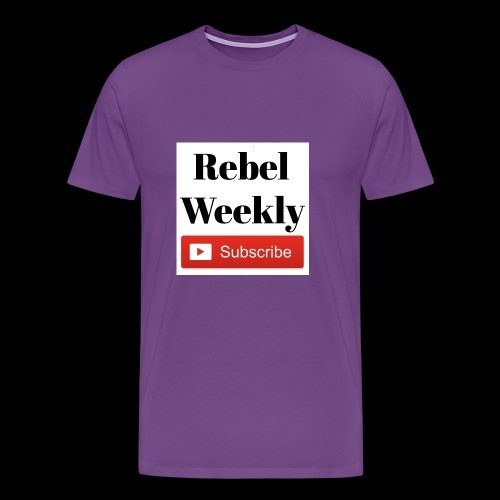 Rebel Weekly - Men's Premium T-Shirt