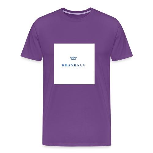 Khandaan - Men's Premium T-Shirt