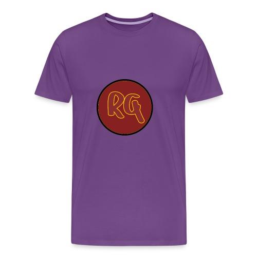Rooster Gear [ RG ] - Men's Premium T-Shirt