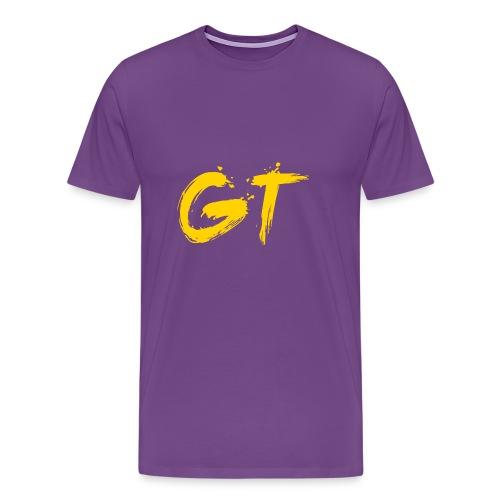 GT PRE- LOGO - Men's Premium T-Shirt