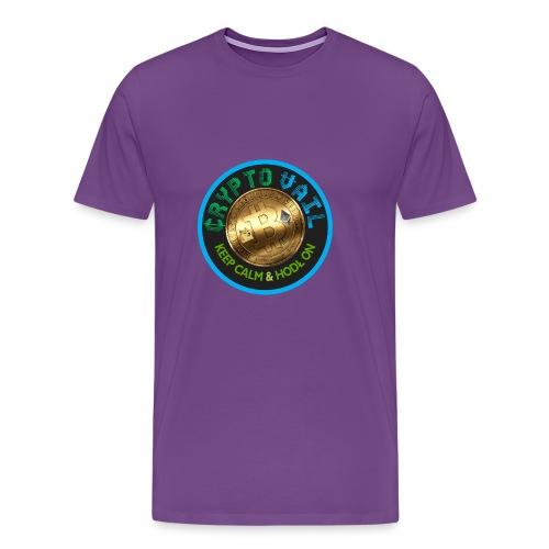 Crypto Vail T Shirt 1 - Men's Premium T-Shirt