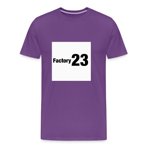 Factory 23 - Men's Premium T-Shirt