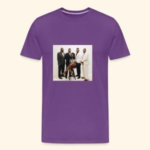Sha Davis & The 1990's formal - Men's Premium T-Shirt