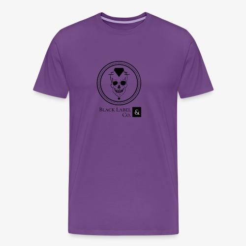 Black Label & Co Dark Concept - Men's Premium T-Shirt