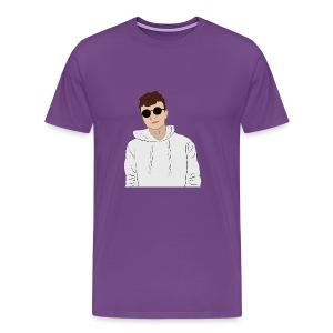 Adam sunglasses - Men's Premium T-Shirt