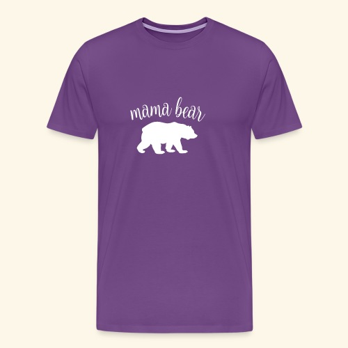 mama bear - Men's Premium T-Shirt