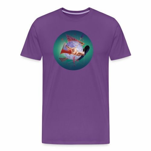 Organic network composition - Men's Premium T-Shirt