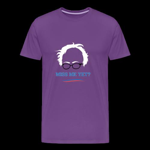 bernie_miss_me_yet - Men's Premium T-Shirt