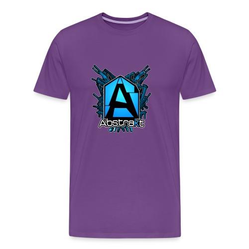 Abstrakt Charter - Men's Premium T-Shirt