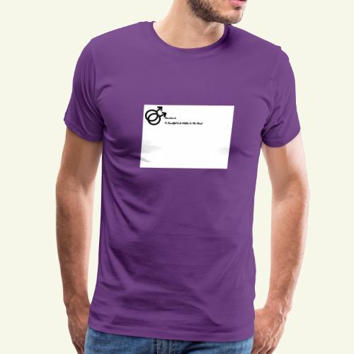 Untitled drawing 1 - Men's Premium T-Shirt