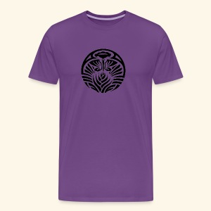 Tribal Tropic - Men's Premium T-Shirt