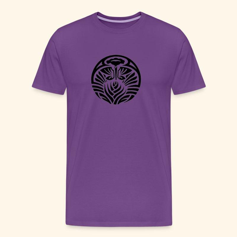 Tribal Tropic - Men's Premium T-Shirt