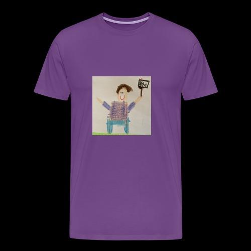 Majesticpig Productions logo - Men's Premium T-Shirt