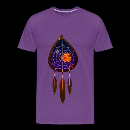 Dreamcatcher Space Inspiring 2 - Men's Premium T-Shirt