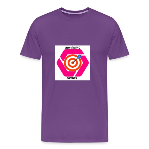 YouTubeLogo - Men's Premium T-Shirt
