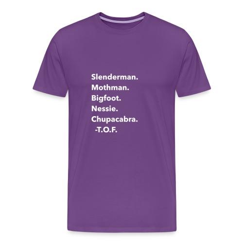 Cryptids - Men's Premium T-Shirt