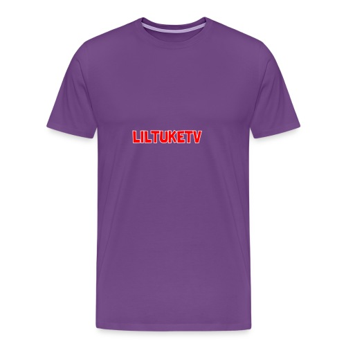 LilTuke's merch - Men's Premium T-Shirt