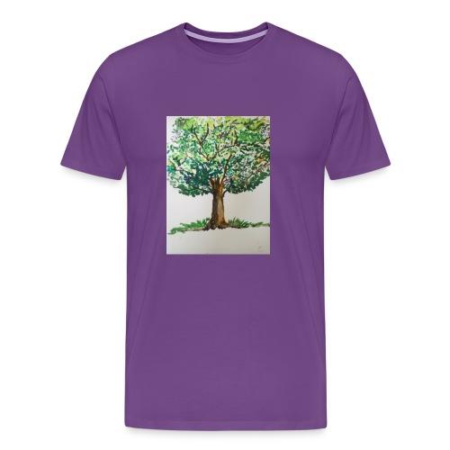 SHADES OF NATURE - Men's Premium T-Shirt