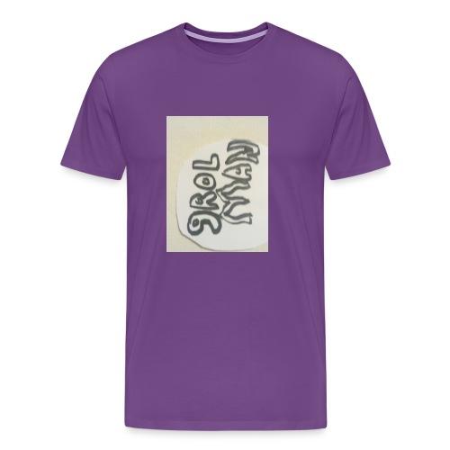 Groan origanal - Men's Premium T-Shirt
