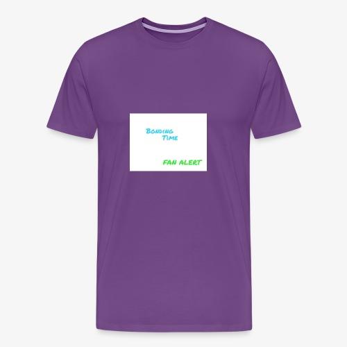 FAN ALERT - Men's Premium T-Shirt