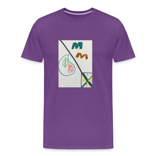 5803ED3E 050E 4D2B 9E1F DF85B5E0E0A2 - Men's Premium T-Shirt