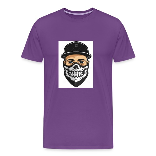 InfernoGangsta - Men's Premium T-Shirt