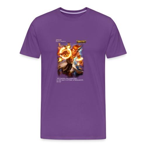 Smite Cloth - Apolo - Men's Premium T-Shirt
