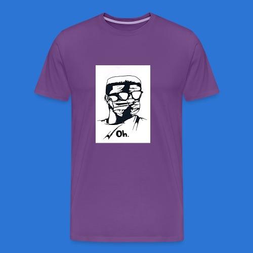 O.h. - Men's Premium T-Shirt