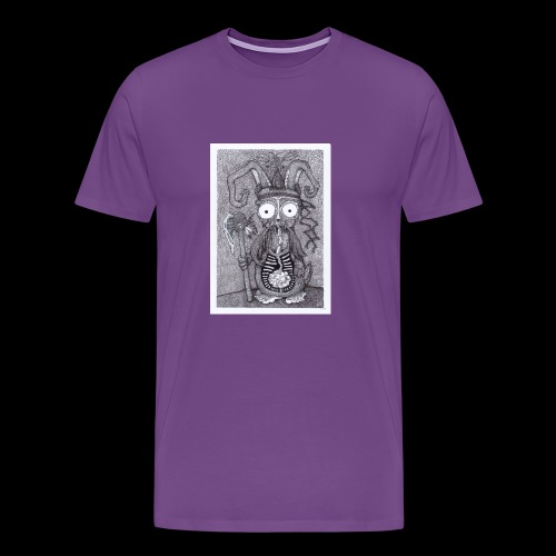 Rabbit Shaman - Men's Premium T-Shirt