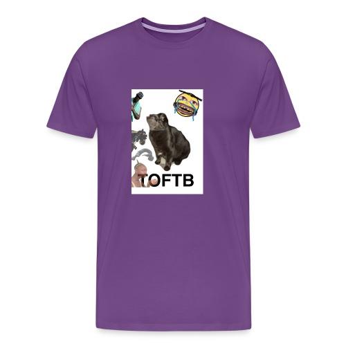 TOFTB - Men's Premium T-Shirt