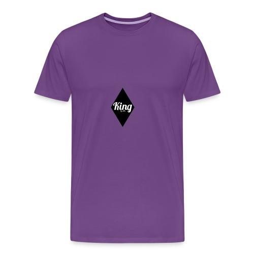 King Diamondz - Men's Premium T-Shirt