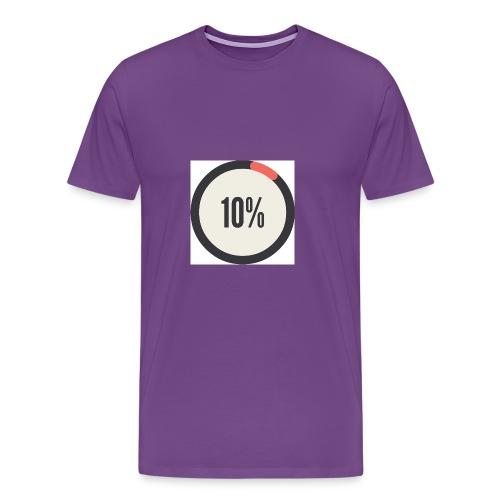 10% Album - Men's Premium T-Shirt
