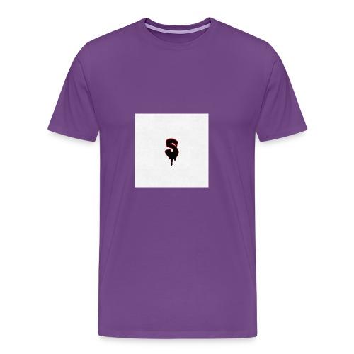 Snow - Men's Premium T-Shirt
