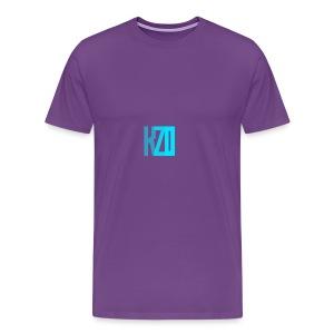 fadedkzd - Men's Premium T-Shirt