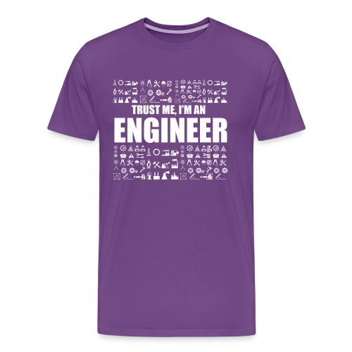 Engineer T-Shirt Limited Edition - Men's Premium T-Shirt