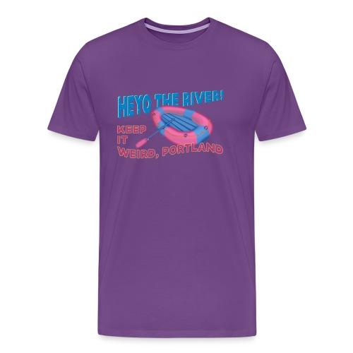 Keep it Weird Portland! - Men's Premium T-Shirt