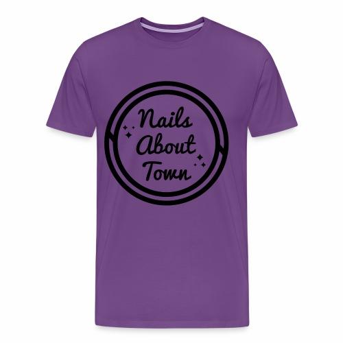 Nails About Town 1 - Men's Premium T-Shirt